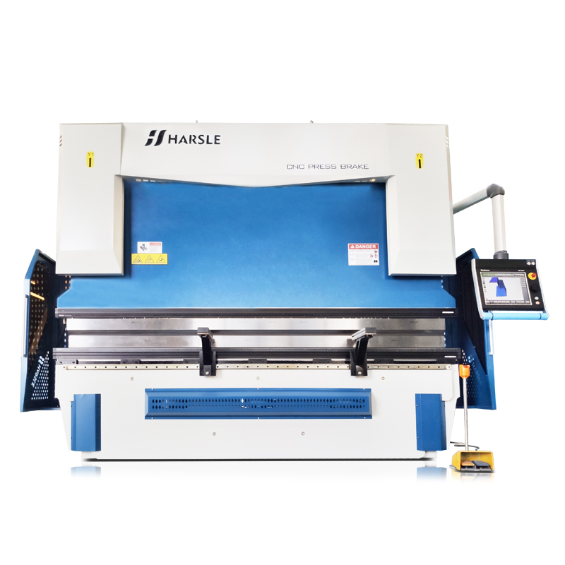 Genius CNC Press Brake con DA-69T 3D Donding Programming